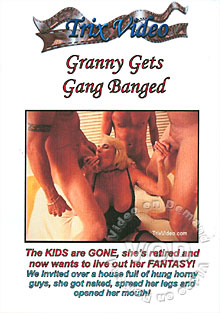 Granny Gets Gang Banged Box Cover
