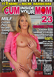 I Wanna Cum Inside Your Mom 23 Box Cover