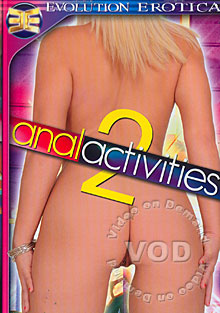 Anal Activities 2 Box Cover