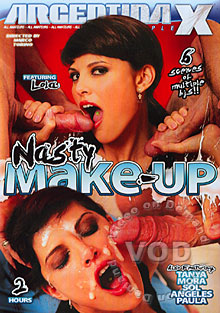 Nasty Make-Up Box Cover