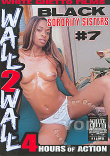 Black Sorority Sisters #7 Box Cover