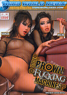 Little Brown Fucking Machines Box Cover