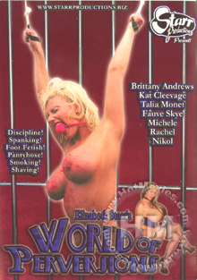 World Of Perversions Box Cover