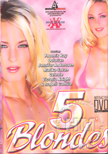 5 Blondes Box Cover