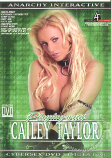 Playing With Cailey Taylor Box Cover