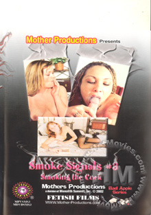 Smoke Signals #3-Smoking The Cock Box Cover