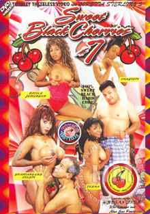 Sweet Black Cherries #7 Box Cover