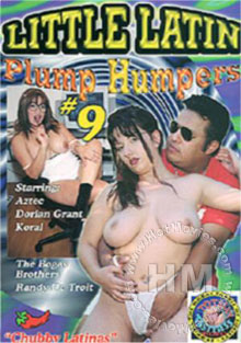 Little Latin Plump Humpers #9 Box Cover
