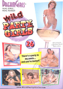 Wild Party Girls 26 Box Cover