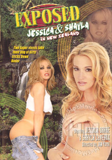 Exposed: Jessica & Shayla in New Zealand Box Cover