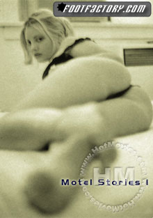 Motel Stories I Box Cover
