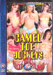Camel Toe Jockeys Box Cover