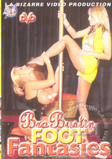 Bra Bustin' Foot Fantasies Box Cover