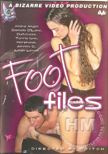Foot Files Box Cover