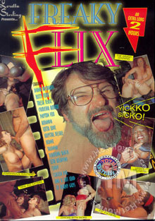 Freaky Flix Box Cover