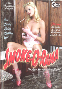 Smoke-O-Rama Box Cover