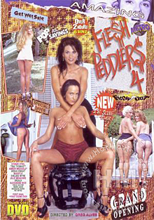 Flesh Peddlers 4 Box Cover