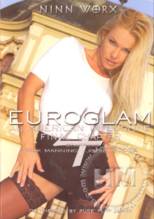 Euroglam 4 - An American In Europe Final Chapter Box Cover
