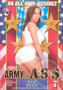 Army Of Ass 7 Box Cover