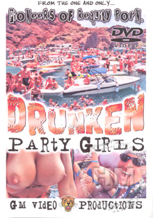 Drunken Party Girls Box Cover