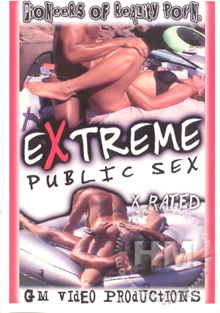 Extreme Public Sex Box Cover