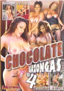 Chocolate Gazongas #4 Box Cover