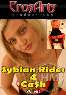 Sybian Rides 4 Cash - Ariel Box Cover