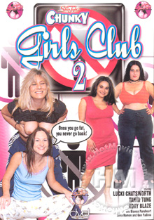 Chunky Girls Club 2 Box Cover