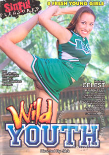 Wild Youth Box Cover