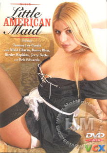 Little American Maid Box Cover