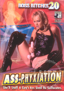 Boss Bitches #20 - ASS-Phyxiation Box Cover