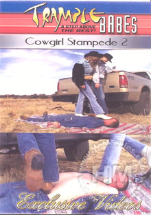 Cowgirl Stampede 2 Box Cover