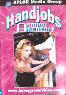 Handjobs Across America 7 Box Cover