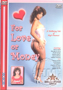 For Love Or Money Box Cover