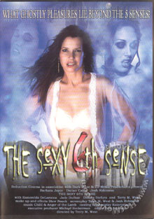 The Sexy 6th Sense Box Cover