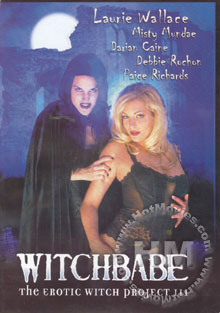 Witchbabe - The Erotic Witch Project III Box Cover