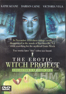 The Erotic Witch Project Box Cover