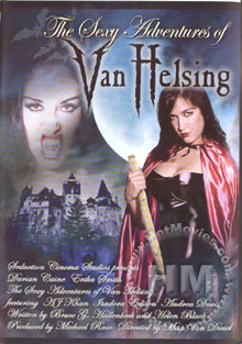 The Sexy Adventures of Van Helsing Box Cover