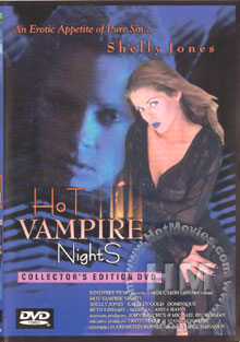 Hot Vampire Nights Box Cover