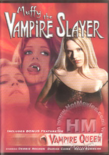 Vampire Queen Box Cover