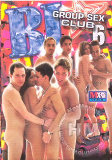 Bi Group Sex Club 6 Box Cover