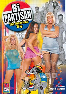 Bi Partisan - The American Way Box Cover