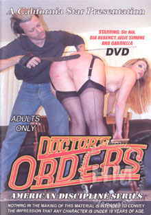 American Discipline Series - Doctor's Orders Box Cover