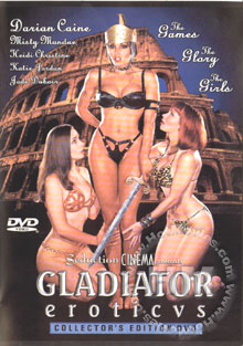 Gladiator Eroticvs Box Cover