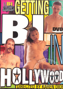 Getting Bi In Hollywood Box Cover