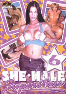 She-Male Superstars 6 Box Cover