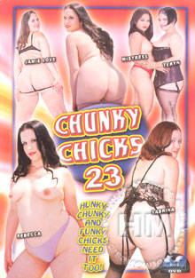Chunky Chicks 23 Box Cover