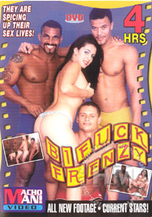 Bi Fuck Frenzy Box Cover