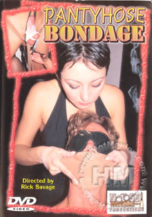 Pantyhose Bondage Box Cover