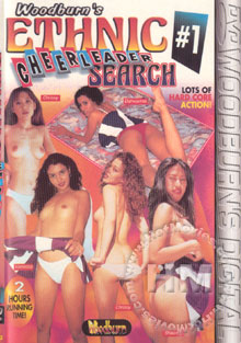 Ethnic Cheerleader Search #1 Box Cover